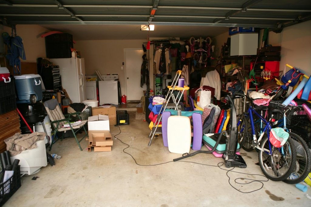 reliable garage cleanup service